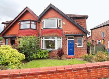 Thumbnail 3 bed semi-detached house for sale in Lawnswood Drive, Swinton, Manchester