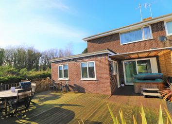 Thumbnail 3 bed semi-detached house for sale in Sycamore Drive, Torpoint