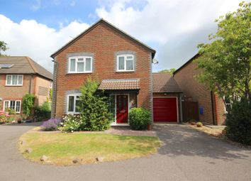 Thumbnail 4 bed detached house to rent in Ludcombe, Denmead, Waterlooville