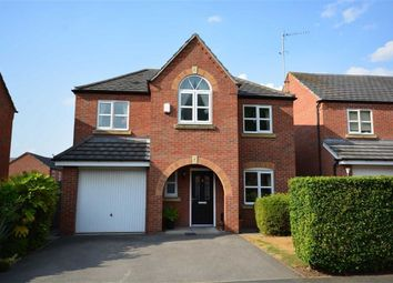 Thumbnail 4 bed detached house for sale in Steelyard Close, Ripley