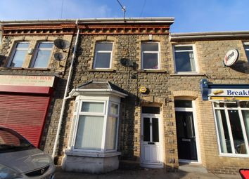 Thumbnail 4 bed terraced house for sale in Hafodyrynys, Crumlin