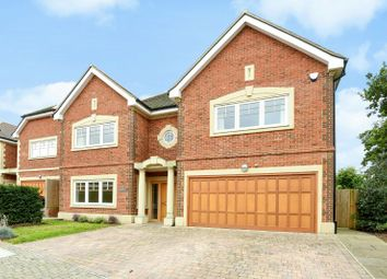 Thumbnail 5 bed detached house for sale in The Canberra, Valency Drive, Northwood