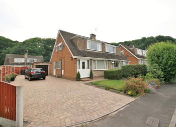 Thumbnail 3 bed semi-detached house for sale in Highview Close, Chesterfield