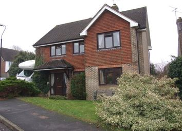 Thumbnail 4 bed detached house for sale in Willow Bank, Robertsbridge, East Sussex