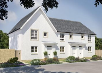 "Thumbnail 3 bedroom terraced house for sale in ""Brodie"" at Mugiemoss Road, Bucksburn, Aberdeen"