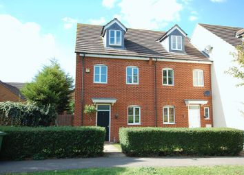 Thumbnail 3 bed terraced house for sale in Bloomfield Walk, Orsett, Grays