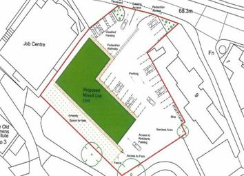 Thumbnail Commercial property for sale in Development Site, East Hill Car Park, St Austell, Cornwall