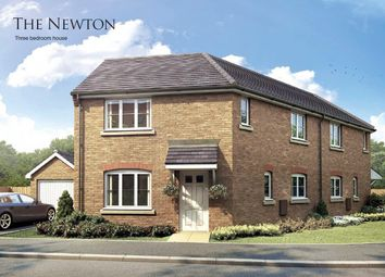 Thumbnail 3 bedroom semi-detached house for sale in The Newton, Boston Gate, Sibsey Road, Boston