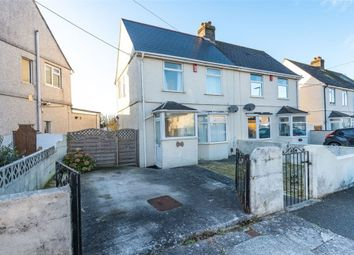 3 bed semi-detached house for sale in Jubilee Road, Plymouth, Devon PL5