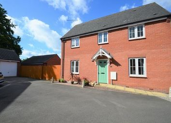 Thumbnail 3 bed end terrace house for sale in Hawks Drive, Tiverton
