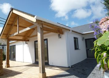Thumbnail 3 bed detached bungalow to rent in Parade Hill, Mousehole, Penzance