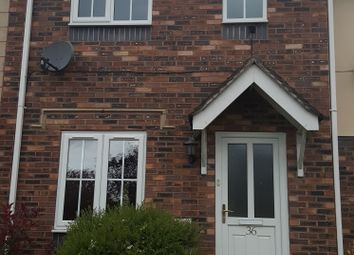 Thumbnail 2 bedroom terraced house to rent in Jarman Drive, Telford