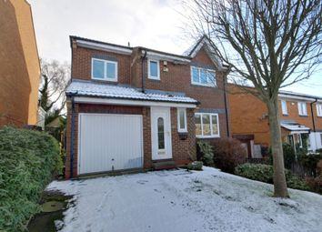 Thumbnail 4 bedroom detached house for sale in Martindale Park, Houghton Le Spring