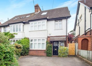 Thumbnail 5 bed semi-detached house for sale in Claygate, Esher, Surrey