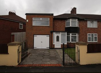Thumbnail 3 bed semi-detached house for sale in Carr Lane, West Derby, Liverpool