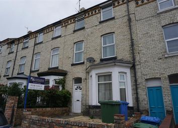 Thumbnail 5 bed terraced house for sale in Gladstone Street, Scarborough