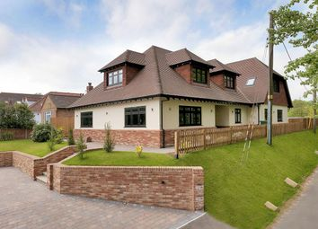Thumbnail 5 bed detached house for sale in London Road, Addington, West Malling