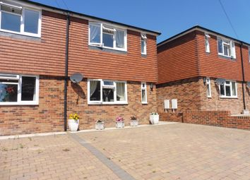 Thumbnail 3 bed semi-detached house for sale in Halewick Lane, Sompting, Lancing