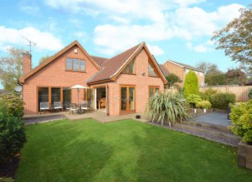 Thumbnail 4 bed detached house for sale in Roe Hill, Woodborough, Nottingham