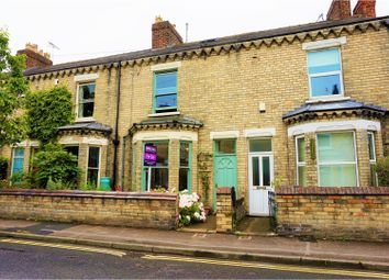 Thumbnail 3 bed terraced house for sale in Park Grove, York