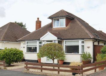 Thumbnail 3 bed detached bungalow for sale in Church Road, Albrighton, Wolverhampton