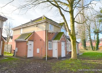 Thumbnail Flat for sale in Dymchurch Avenue, Radcliffe, Manchester