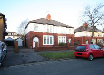 Thumbnail 3 bedroom semi-detached house to rent in Tyrwhitt Crescent, Cardiff