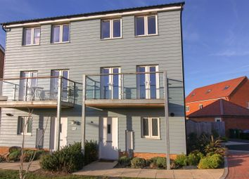 Thumbnail 4 bed property for sale in Rose Drive, Cringleford, Norwich