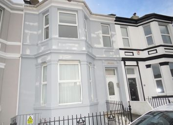 Thumbnail Flat to rent in Northumberland Terrace, Plymouth