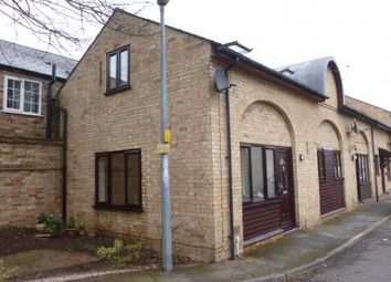 Thumbnail 2 bed terraced house to rent in Old Auction Yard, High Street, Chatteris