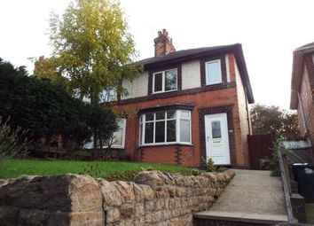 Thumbnail 3 bedroom semi-detached house for sale in Coppice Road, Arnold, Nottingham, Nottinghamshire