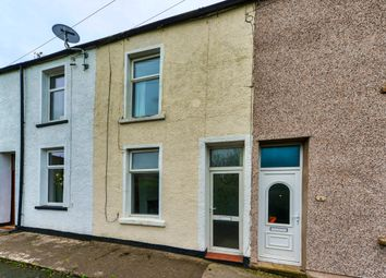 Thumbnail 3 bed terraced house for sale in Cleator Street, Millom