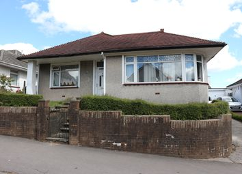Thumbnail 3 bed detached bungalow for sale in Gurnos Road, Merthyr Tydfil