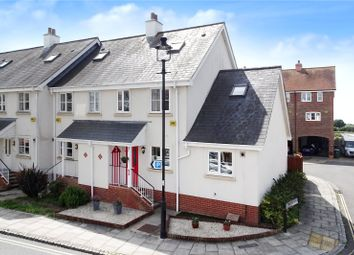 Thumbnail 4 bed end terrace house for sale in Mariners Quay, Littlehampton