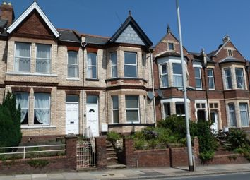 Thumbnail 2 bed flat to rent in Pinhoe Road, Exeter