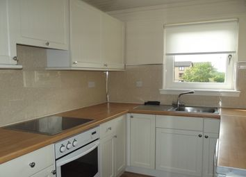 Thumbnail 2 bed flat to rent in Thistle Street, Kirkintilloch