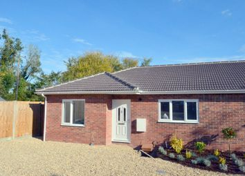Thumbnail 2 bedroom semi-detached bungalow to rent in Highfield, Clare, Sudbury