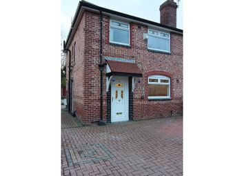 Thumbnail 4 bed detached house to rent in Waverton Rd, Manchester