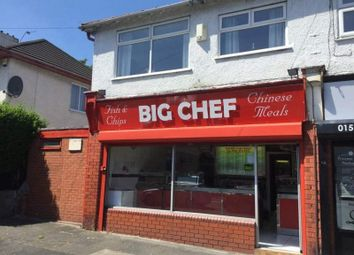 Thumbnail Restaurant/cafe for sale in 56 Town Lane, Bebington