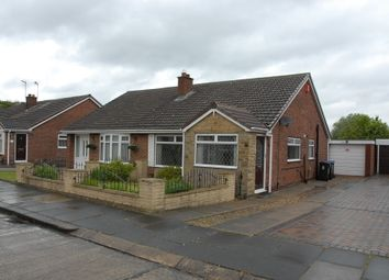 Thumbnail 2 bed semi-detached bungalow to rent in Wellspring Close, Acklam, Middlesbrough
