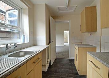 Thumbnail 2 bed terraced house for sale in Edge Street, Burslem, Stoke On Trent