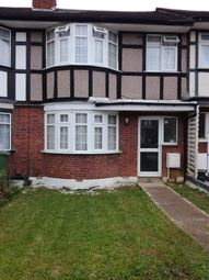 Thumbnail 3 bed terraced house to rent in Warden Avenue, Harrow