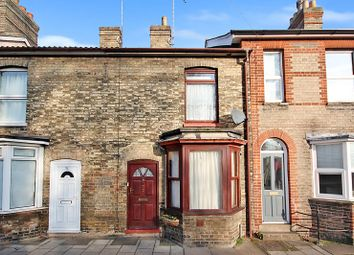 Thumbnail 2 bed terraced house for sale in Risbygate Street, Bury St. Edmunds