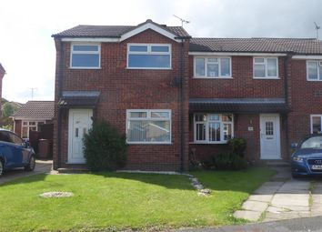 Thumbnail 3 bed semi-detached house to rent in Bakewell Road, Long Eaton, Nottingham