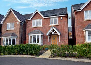 4 bed detached house for sale in Churchside Mews, Off Kedleston Road, Derby DE22