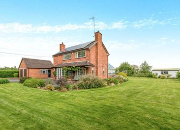 Thumbnail 3 bed detached house for sale in Mill Green, Hinstock, Market Drayton