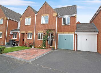 Thumbnail 3 bedroom semi-detached house for sale in Rosefields, Blandford St. Mary, Blandford Forum
