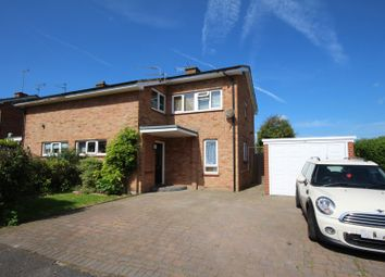 Thumbnail 3 bed semi-detached house for sale in Orchard Road, Eastry