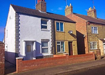 Thumbnail 2 bed end terrace house for sale in Star Road, Peterborough
