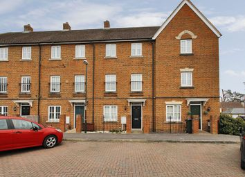 Thumbnail 4 bed terraced house for sale in Trist Way, Ifield, Crawley, West Sussex